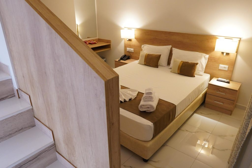 Quadruple Room 5-Marvel Deluxe Rooms Heraklion Crete