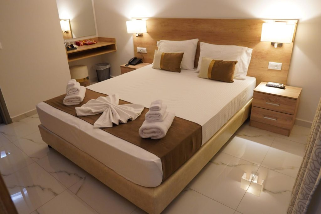 Quadruple Room 6-Marvel Deluxe Rooms Heraklion Crete